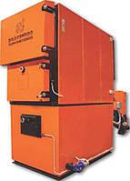 Промышленный твердотопливный котел с подвижной решеткой CSA GM 180 kW