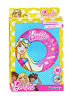 Круг надувной для плаванья «Barbie» ТМ Bestway арт. BW 93202
