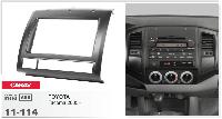 Рамка переходная Carav 11-114 Toyota Tacoma 05+ 2DIN