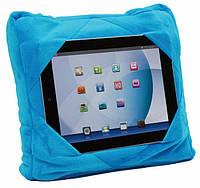 Подушка-подставка 3 в 1  для планшетов и для сна Go Go Pillow (Гоу Гоу Пиллоу)