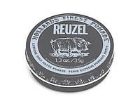 Помада для укладання волосся екстра Reuzel Extreme hold matte grey, REU045, 35 г
