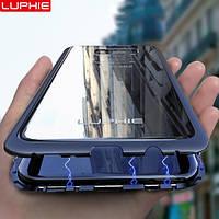 Магнитный металлический чехол Luphie для Samsung S9 Plus G965