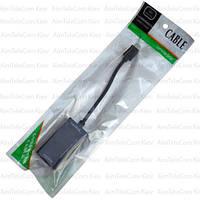 HDTV переходник MHL, штекер micro USB - гнездо HDMI, с кабелем