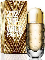 Женская туалетная вода Carolina Herrera 212 VIP Wild Party Limited Edition (80 мл)