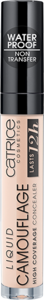 ЖИДКИЙ КОНСИЛЕР CATRICE LIQUID CAMOUFLAGE - HIGH COVERAGE CONCEALER 010