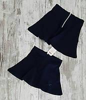 Детская школьная юбка на девочек 6-12 лет Турция