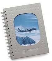 Блокнот 787 Boeing Aircraft Window Notebook