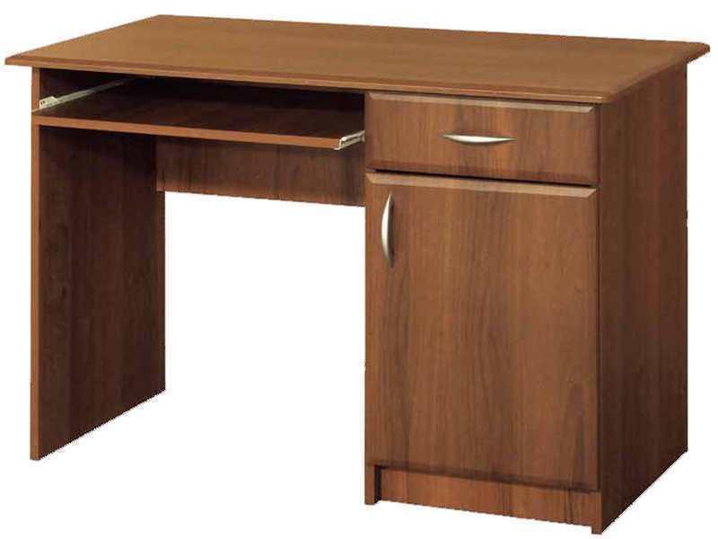 Стол письменный 1 тумба (Мебель-Сервис)