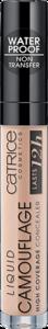 ЖИДКИЙ КОНСИЛЕР CATRICE LIQUID CAMOUFLAGE - HIGH COVERAGE CONCEALER 020