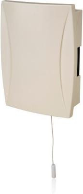 Звонок дверной Zamel GNS-921/N . Гонг двухтональныи BIM-BAM с выключателем.
