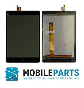 Дисплей до планшету Xiaomi Mi Pad с сенсорным стеклом (Черный) Оригинал Китай