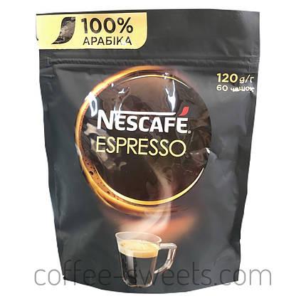Кофе растворимый Nescafe Espresso 120 g, фото 2