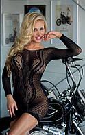 Платье Wavy - Black S-L