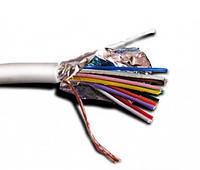 Кабель сигнальный 8 х 0,22 мм экран. ( CCA )