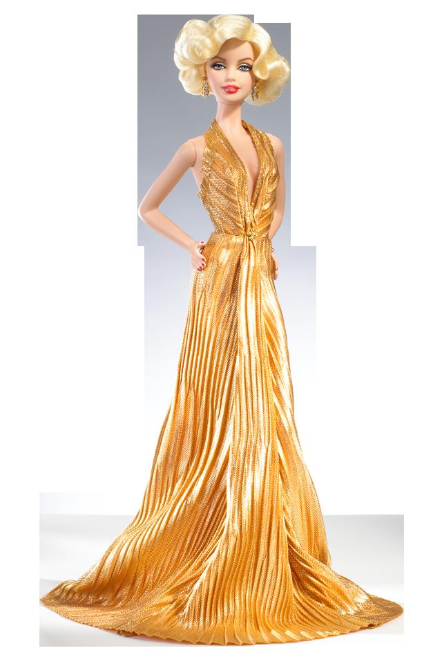 Лялька Барбі колекційна Мерлін Монро / Barbie Doll as Marilyn Monroe