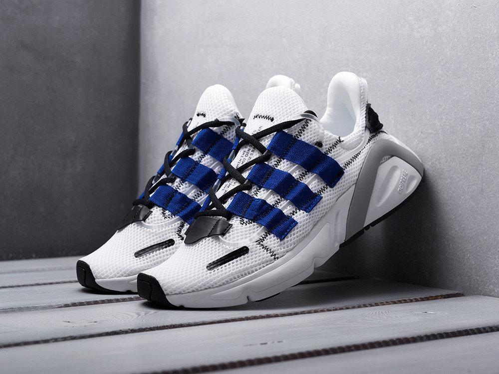 Мужские кроссовки adidas LXCon white / blue