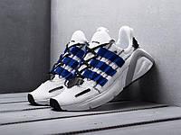 Мужские кроссовки adidas LXCon white / blue, фото 1
