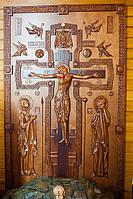 Изготовление храмовой утвари под заказ - распятий, киотов, престолов и жертвенников