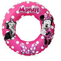 Круг надувной для плаванья «Minnie» ТМ Bestway арт. BW 91040