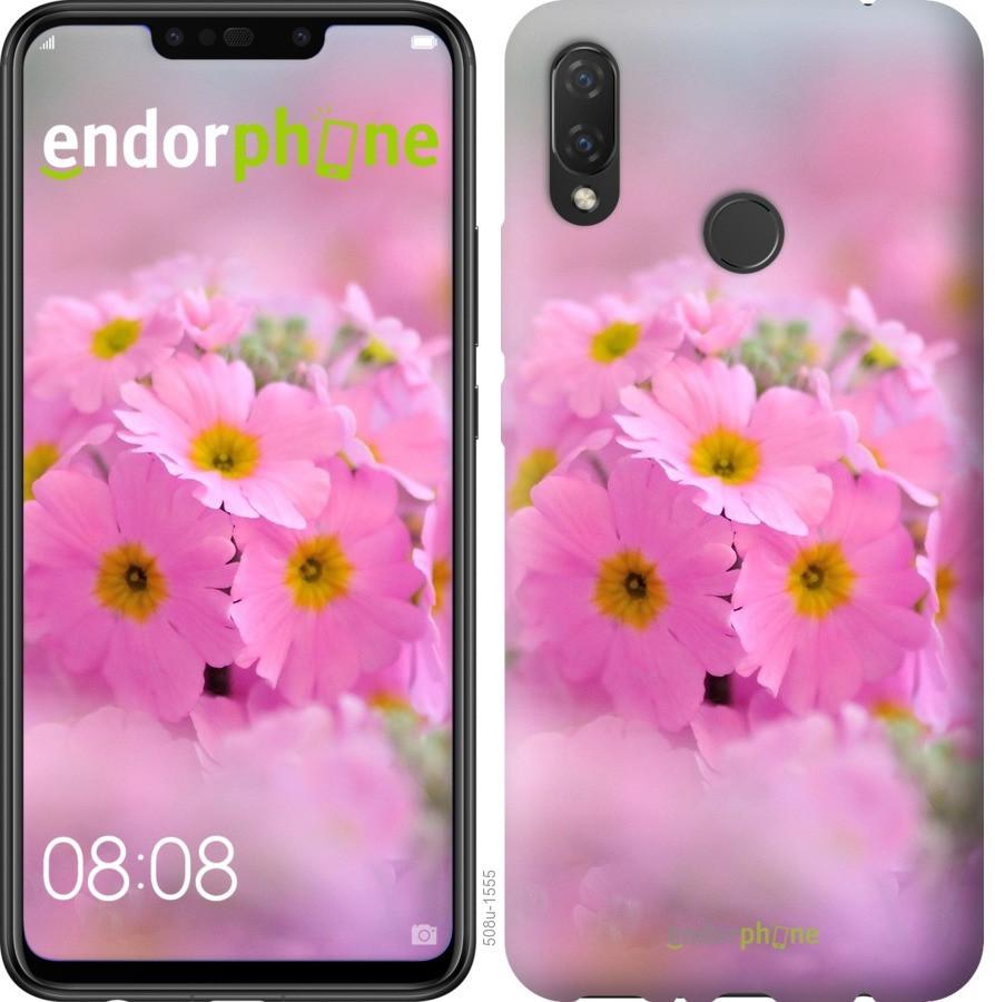 Чехол для телефона Huawei P Smart Plus Розовая примула