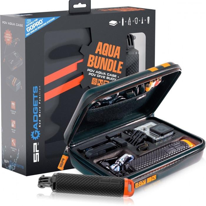 Набор SP Gadgets Aqua Bundle (POV Aqua Case + POV Dive Buoy)