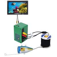 Подводная камера для рыбалки 7 Gamwater,кабель 30 метров