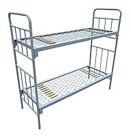 Кровать армейская металлическая разборная двоярусная ГОСТ 2056-77