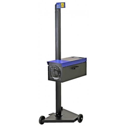 Прибор для проверки и регулировки света фар