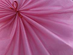 Фатин кристал, розовый