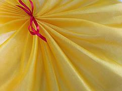 Фатин кристал, желтый