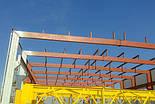 Ангар б/у 18х54х5 металлоконструкция / склад / цех / навес / фермы, фото 2