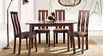 Стол обеденный раздвижной Виндзор орех светлый, фото 9