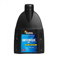 Антифриз - BIZOL ANTIFREEZE G11, -40°С 1л
