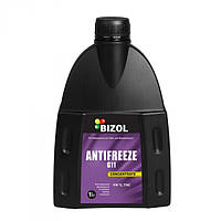 Антифриз - BIZOL ANTIFREEZE G11, concentrate 1л