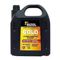 Полусинтетическое моторное масло BIZOL GOLD 10W-40 5л