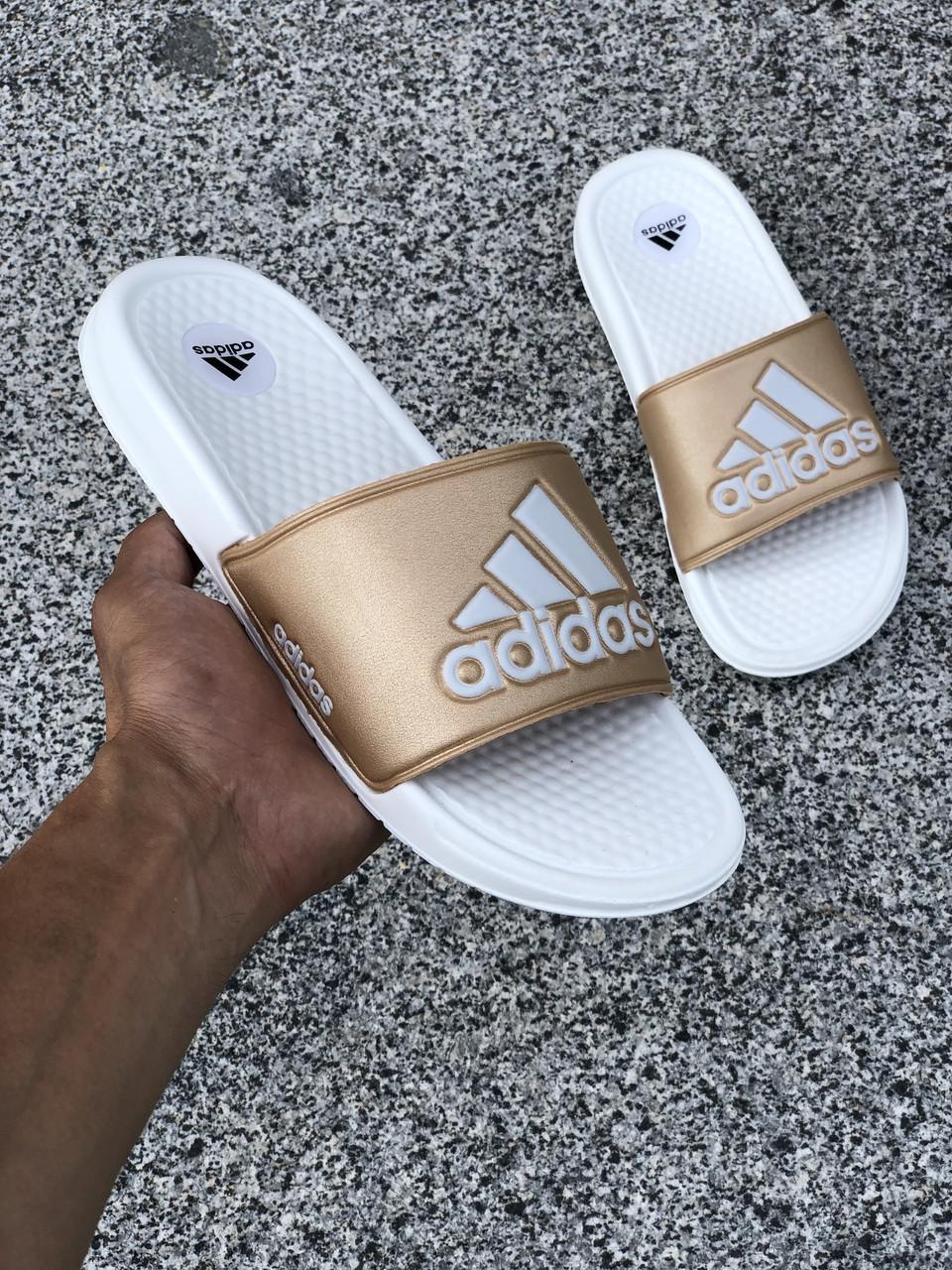 Женские сланцы Adidas, реплика