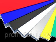 Оцинкований гладкий лист фарбований кольоровий RAL товщина 0,4 мм