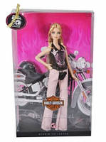 Кукла Барби коллекционная Харли Дэвидсон / Harley-Davidson Barbie Doll, фото 2