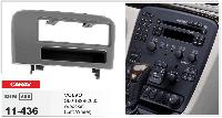 Рамка переходная Carav 11-436 Volvo S80 99-05 1DIN w/pocket (Left Wheel)