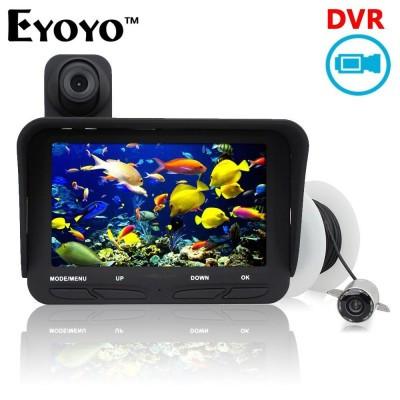 Камера для рыбалки, EYOYO, фото, видео
