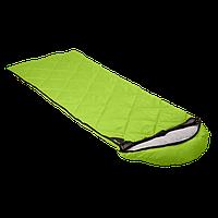 Спальный мешок Кемпинг Peak зеленый, фото 1
