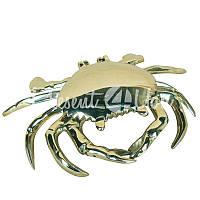 Морской сувенир пепельница Краб, 18x13x4,5 см., Sea Club