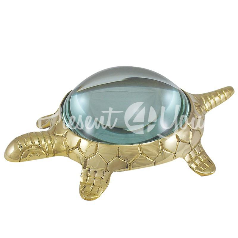 Морской сувенир лупа Черепаха, 15x10,5 см., Sea Club