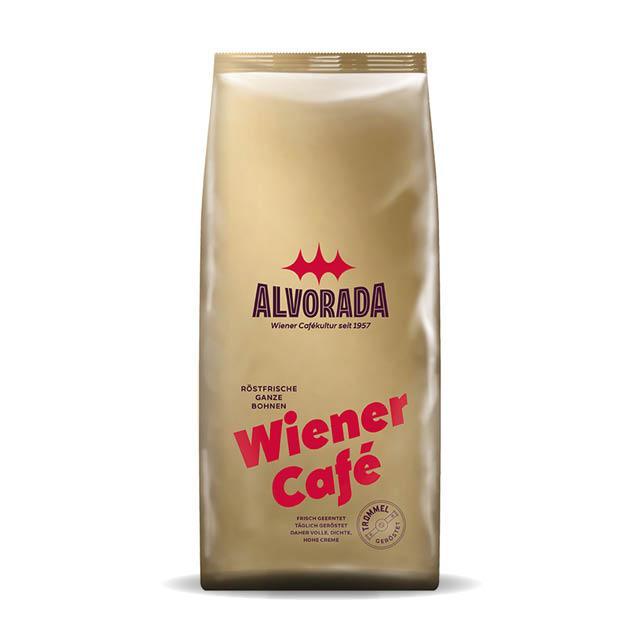 Кофе зерновой Alvorada Wiener Café 500 г