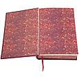 """Книга в шкіряній палітурці і подарунковому футлярі-підставці """"Витязь у тигровій шкурі"""" Шота Руставелі, фото 7"""