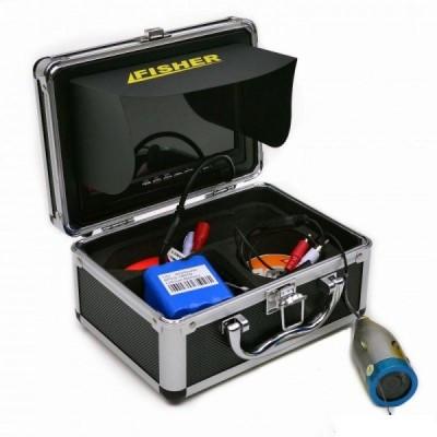 Подводная камера Fisher CR110-7S, кабель 15 метров, с отключением LED