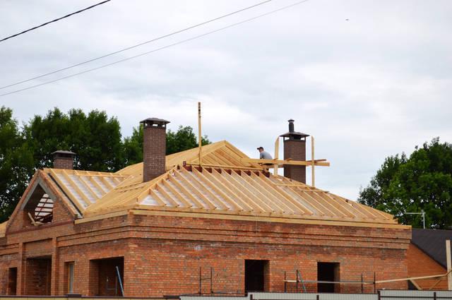 Монтаж ГИБРИДНОЙ вентиляции на этапе строительства дома.