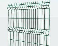 Сетка сварная с ПВХ покрытием для сада, L2500х H 1530мм, d4.5мм