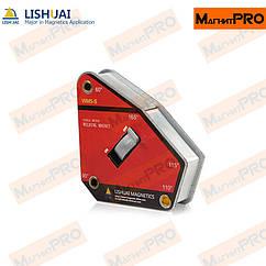 Магнитный фиксатор для сварки с переключателем (магнитная струбцина) WM5-S
