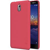 Чехол Nillkin Matte для Nokia 3.1 Красный